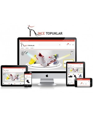 Shoes Store Template PRO