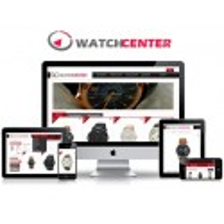 Watch Store Tempate