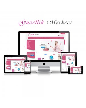 Cosmetic Store Template
