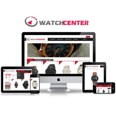 Saat Satış Sitesi Teması