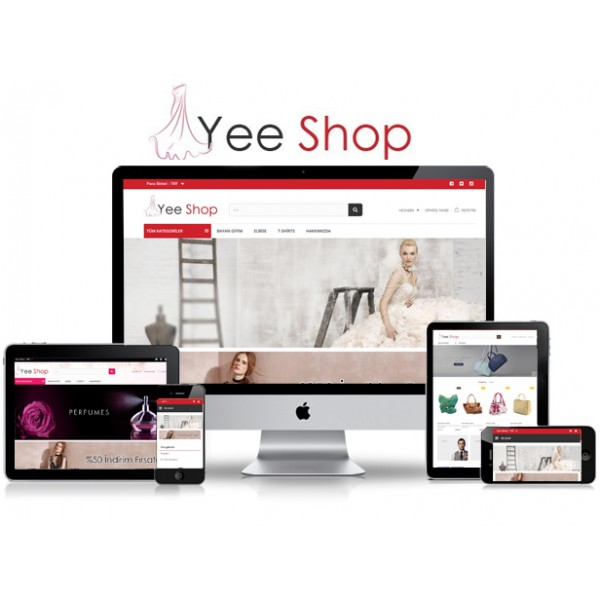 Yee Shop Template